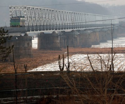 Work to begin on railroad that connected the two Koreas