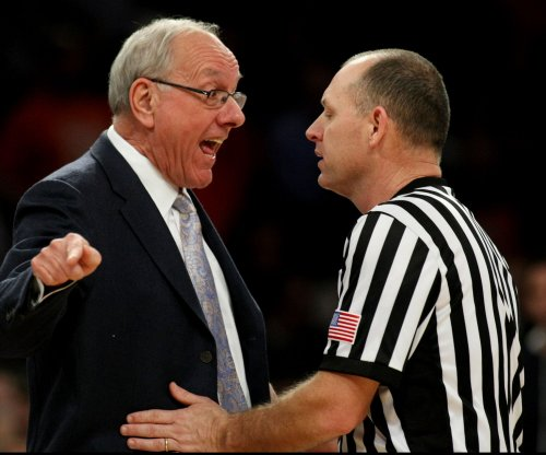 PRESS BOX: Jim Boeheim starts nine-game suspension