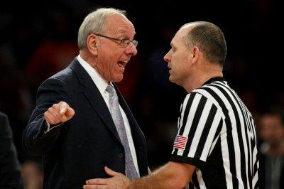 PRESS BOX: Jim Boeheim starts nine-game suspension