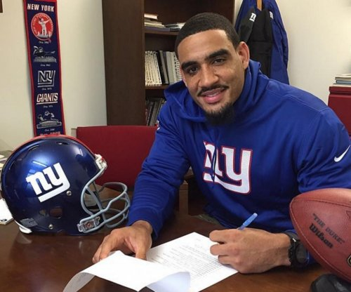 New York Giants' Olivier Vernon tries to live up to contract