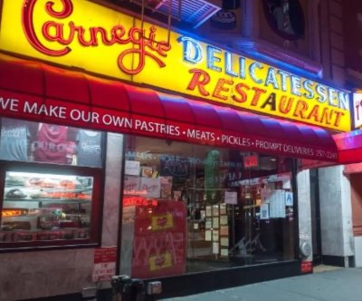 New York City's Carnegie Deli to close after 80 years