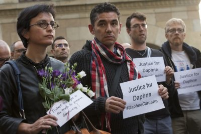 Family of slain Maltese journalist file suit against police