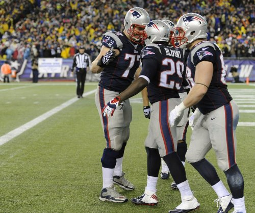 Ex-Patriots G Nate Solder admits 'pressure' to fix Giants' offensive line