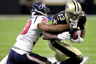 Houston Texans release former first-round pick Kevin Johnson