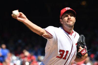 Washington Nationals place Max Scherzer on 10-day IL