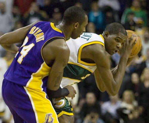 Nets' Kevin Durant on Kobe Bryant's death: 'It hurts to even just think about it'
