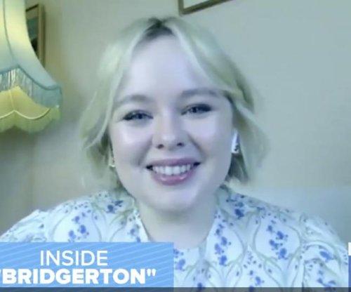 'Bridgerton' star Nicola Coughlan praises 'iconic' Julie Andrews