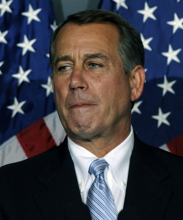 Boehner: Obama offers nothing worthwhile