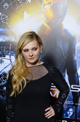 Abigail Breslin poses topless in racy Tyler Shield photo shoot