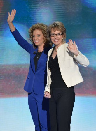 Gabby Giffords will throw out first pitch at congressional softball game