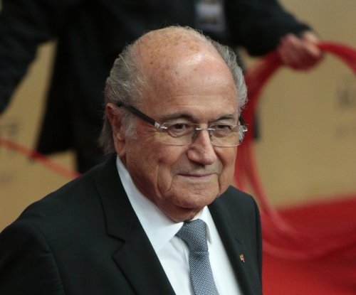 FIFA's Blatter hospitalized for 'emotional breakdown'