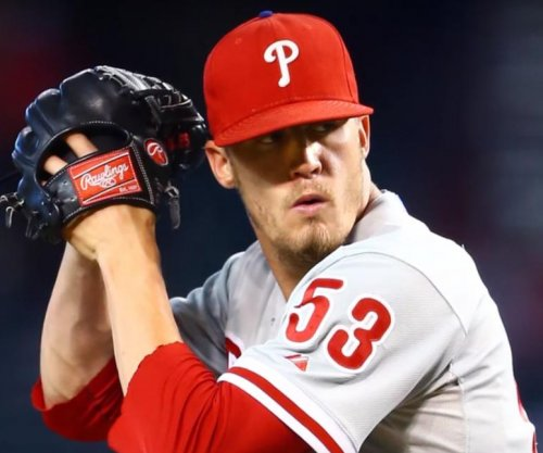 Houston Astros reportedly acquire Ken Giles from Philadelphia Phillies