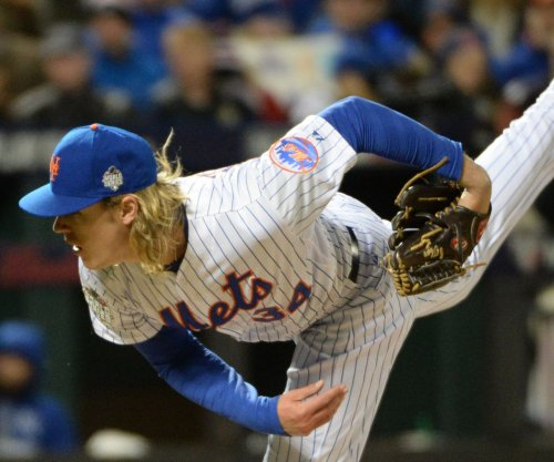 New York Mets, Noah Syndergaard top Washington Nationals 2-0