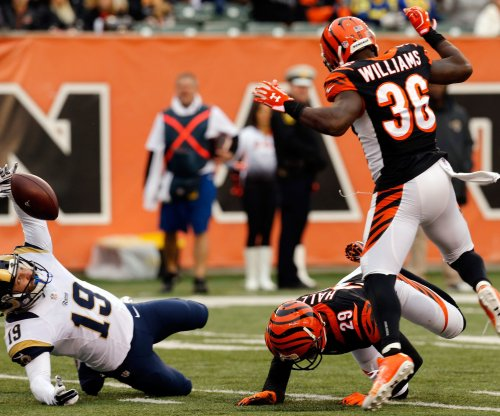 Cincinnati Bengals sign S Shawn Williams to 4-year extension