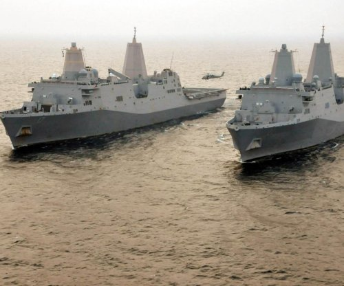 Design of new LPD ship class accelerated