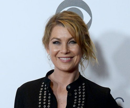 Ellen Pompeo says her son is 'the sweetest thing ever'