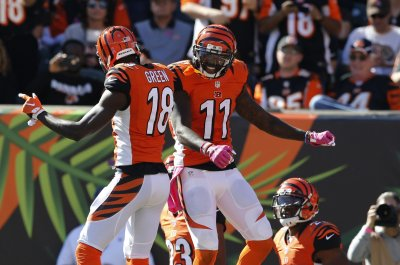 Brandon LaFell settled in with Cincinnati Bengals for second year opposite A.J. Green