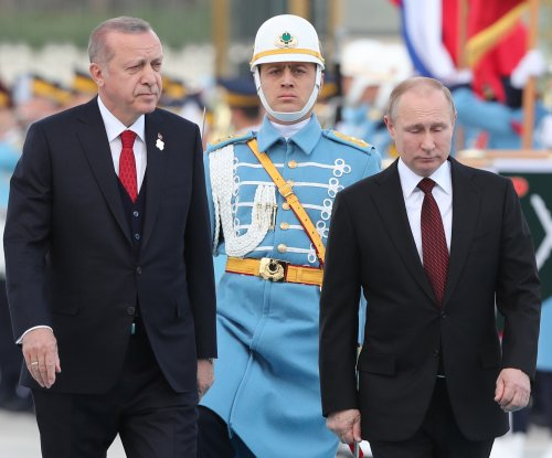 Putin meets Erdogan to start work on Turkey's first nuclear power plant