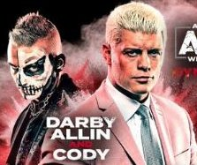 AEW Dynamite: Cody and Darby Allin team up