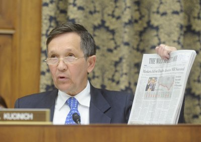 Kucinich falls in new district's primary