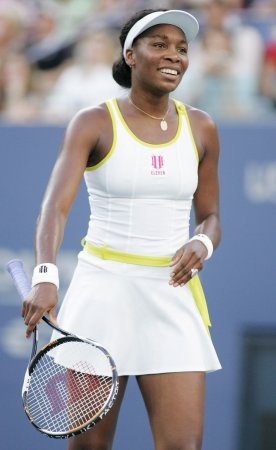 V. Williams out at Moscow's Kremlin Cup