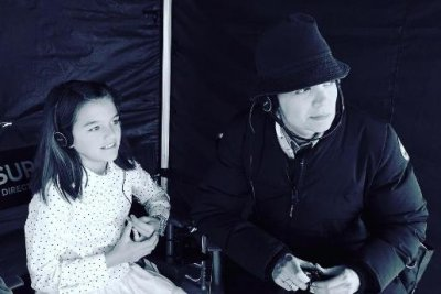 Katie Holmes posts rare photo with daughter Suri Cruise
