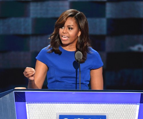 First lady Michelle Obama's full speech at the Democratic National Convention