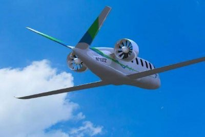 Boeing, JetBlue back startup aiming for electric flight revolution