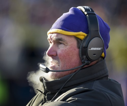 Mike Zimmer: 'One eye or two, doesn't really matter' for Minnesota Vikings coach