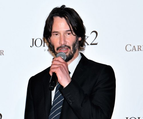 Keanu Reeves unveils first trailer for 'Replicas' at New York Comic Con