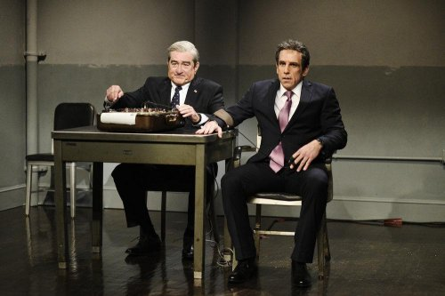 Robert De Niro, Ben Stiller play Robert Mueller, Michael Cohen on 'SNL'