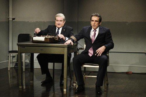 Robert De Niro, Ben Stiller play Robert Mueller, Michael Cohen on 'SNL'