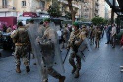 Lebanon's economic meltdown, fear of chaos push army to the edge