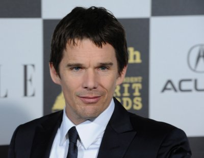 Ethan Hawke becomes a dad for the fourth time