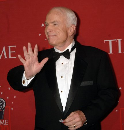 McCain land bill benefits donor