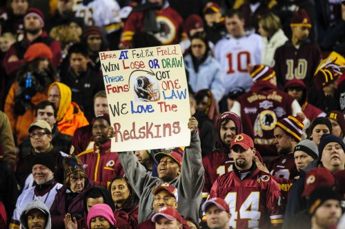 Conference speakers join push for Washington team to change name