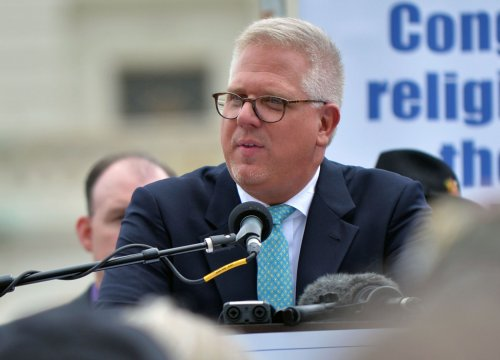 Glenn Beck: 'Liberals, you were right' about intervening in Iraq