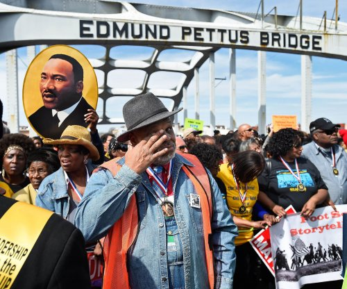Selma commemoration marks progress, civil rights struggles