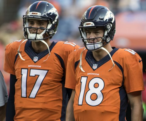 Denver Broncos, Peyton Manning deny claims he doesn't want to be backup QB