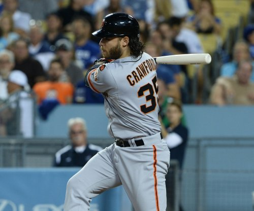 San Francisco Giants walk off with fifth consecutive win