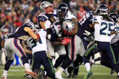 Seattle Seahawks' last stand foils New England Patriots