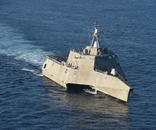 U.S. Navy picks Austal for littoral combat ship services