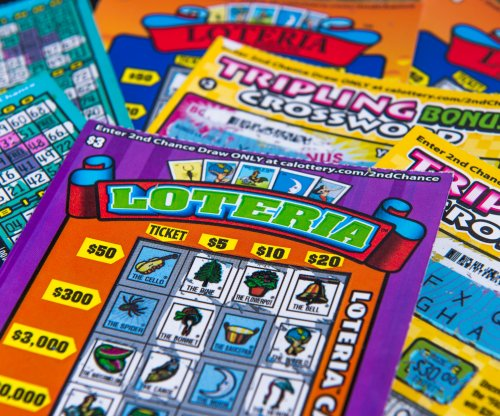 Michigan man wins second lottery jackpot in two years