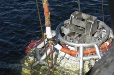 Navy diving system for sustained operations approved
