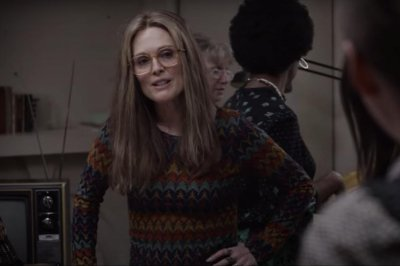'The Glorias' trailer: Julianne Moore, Alicia Vikander play Gloria Steinem