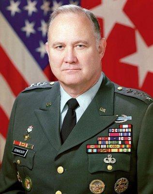 Gen. Norman Schwarzkopf dies at 78