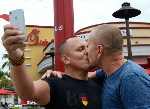 Chick-fil-A aside, many firms court gays