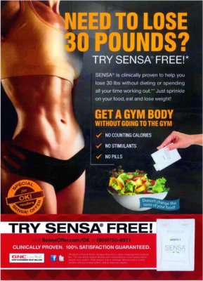 FTC charges 4 companies with marketing deceptive weight-loss products