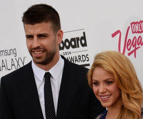 Shakira, boyfriend Gerard Pique welcome baby boy