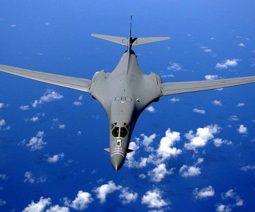 USAF realigns B-1 bomber fleets